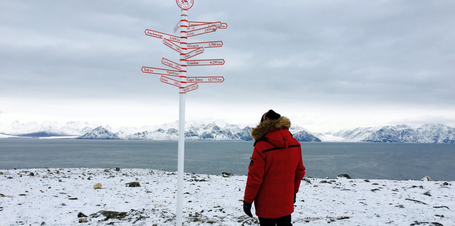 RETURNING – AND GIVING BACK – TO THE ARCTIC