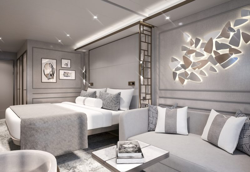 Crystal Endeavor Deluxe Suite A