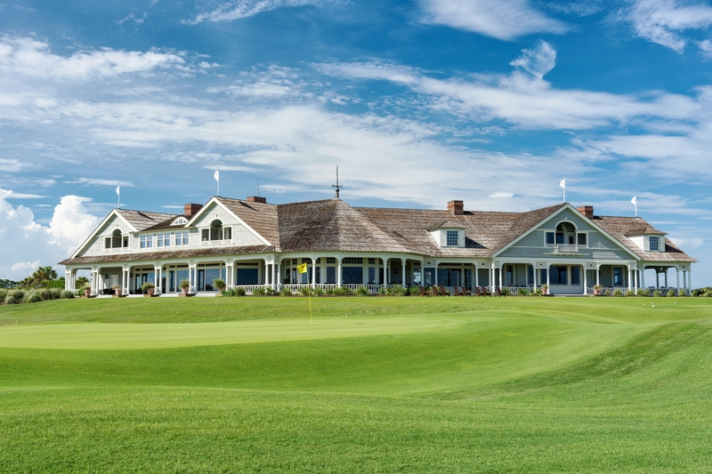 Kiawah Island Golf Course, Charleston, golf theme cruise