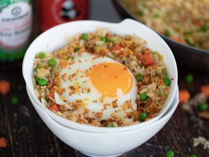 Chef Jon Ashton Vegetable Fried Rice